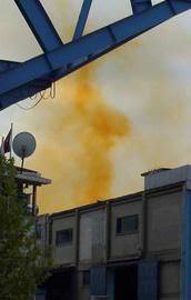 İstanbulda kimyasal alarmı!