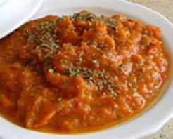 Ajvar sos Tarifi
