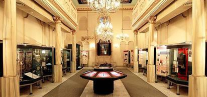 Türkiye'nin ilk ve tek Yahudi müzesi olan 500. Yıl Vakfı Türk Musevileri Müzesi açıldı.