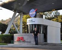NASAdan canlı yayın yapan Türk