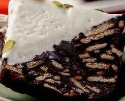 Dondurmalı Mozaik Pasta Tarifi