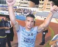 Aziz Yıldırım'dan gol için tebrik!
