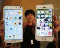 Samsung iPhonea karşı yeni kampanya başlattı