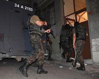 İki ilde 900 polisle dev operasyon