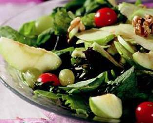 Yeşil Salata Tarifi