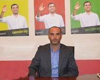 HDPli başkan suç üstü yakalandı