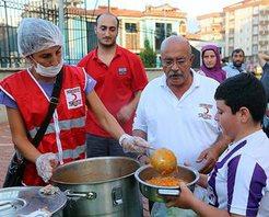 Türk Kızılayından Artvine yardım
