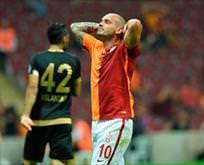 Wesley Sneijderde düğüm çözülüyor