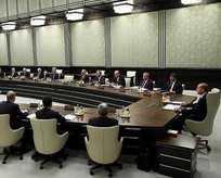 HDPli bakanlar MGKda yer almayacak