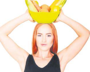 Yedikçe zayıflatan süper besinler