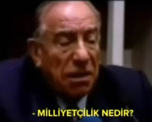 Alparslan Türkeşin milliyetçilik anlayışı