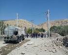 Silvanda patlama: 1 ölü 1 ağır yaralı