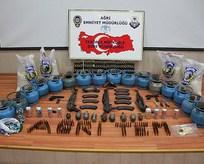 Ağrıda terör operasyonu: 14 gözaltı