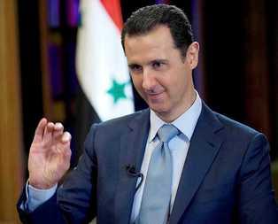 Katil Esad yine sivilleri bombaladı