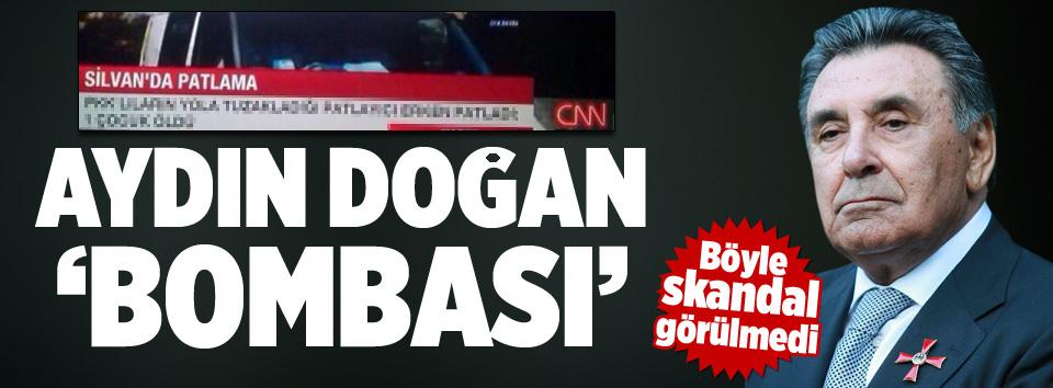 CNN Türkte büyük skandal