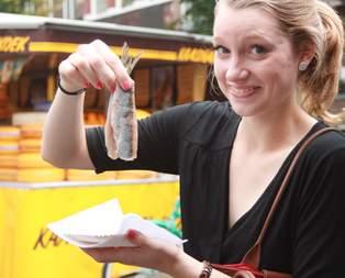 Balığı böyle yemek balık hafızalı yapıyor!