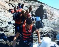 Bodrumda tekne battı: 12 ölü