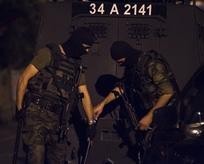 Terör operasyonu: 5 ilçede 3 gözaltı
