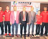 İstanbulda karate şöleni