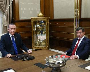 Erdoğan ve Davutoğlunun programları iptal