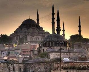 Süleymaniye Camiinin büyük sırrı!