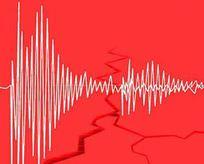 5.8 büyüklüğünde korkutan deprem