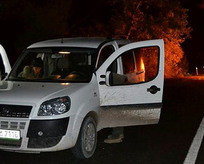 PKK araba çalmaya başladı