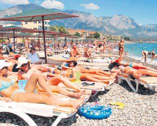 Turizme eylül dopingi