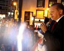 Cumhurbaşkanı Erdoğan Brükselde konuştu!