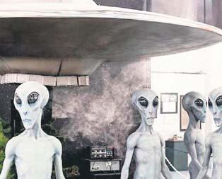 UFO gören masum köylü