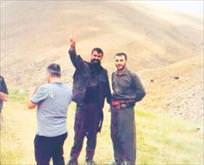 Hakana saldıran PKKlı çıktı