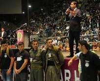 Demirtaşı PKKlılar korudu