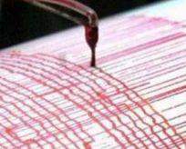 Antalyada 5.2lik deprem