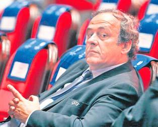 Şimdi Platini düşünsün! 210 milyon Euroluk tarihi dava yolda