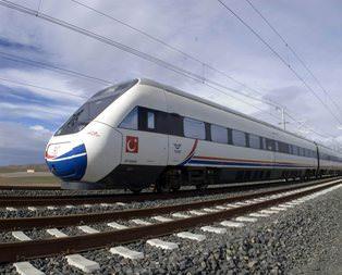 O illere büyük müjde! Süper hızlı tren geliyor