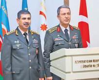 Ortak Türk ordusu geliyor