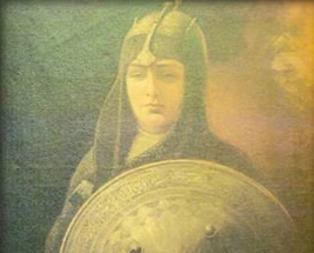 Bu kadın Türk tarihine damga vurdu!