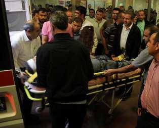 AK Partili vekil trafik kazası geçirdi