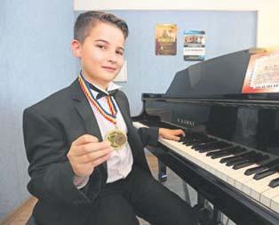 Piyano dahisi