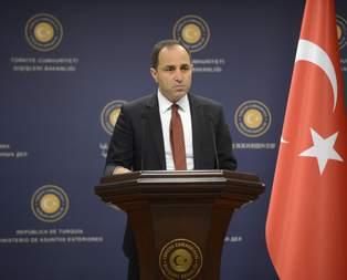 Türkiyenin NATOdan asker talebi yok