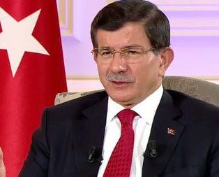 Davutoğlu canlı yayında müjdeleri sıraladı