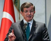 Davutoğlu patlamayla ilgili Bakan Altınoktan bilgi aldı