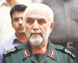 İranlı general Halepte öldürüldü