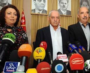 Barış ödülü Tunusa