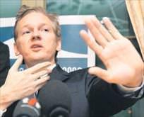Assangea kıyak