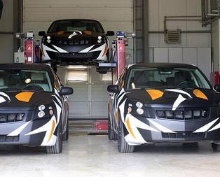Yerli otomobilin 3 prototipi çıktı