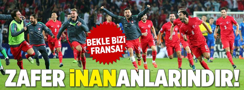 İşte zafer işte Türkiye