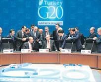 G-20 mesajı