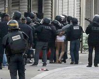 Cumhuriyet'ten Fransız polisine övgü