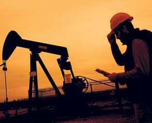 O ilimizde petrol bulundu